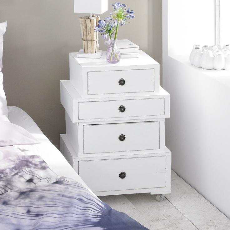 die besten 25 nachttisch boxspringbett ideen auf. Black Bedroom Furniture Sets. Home Design Ideas