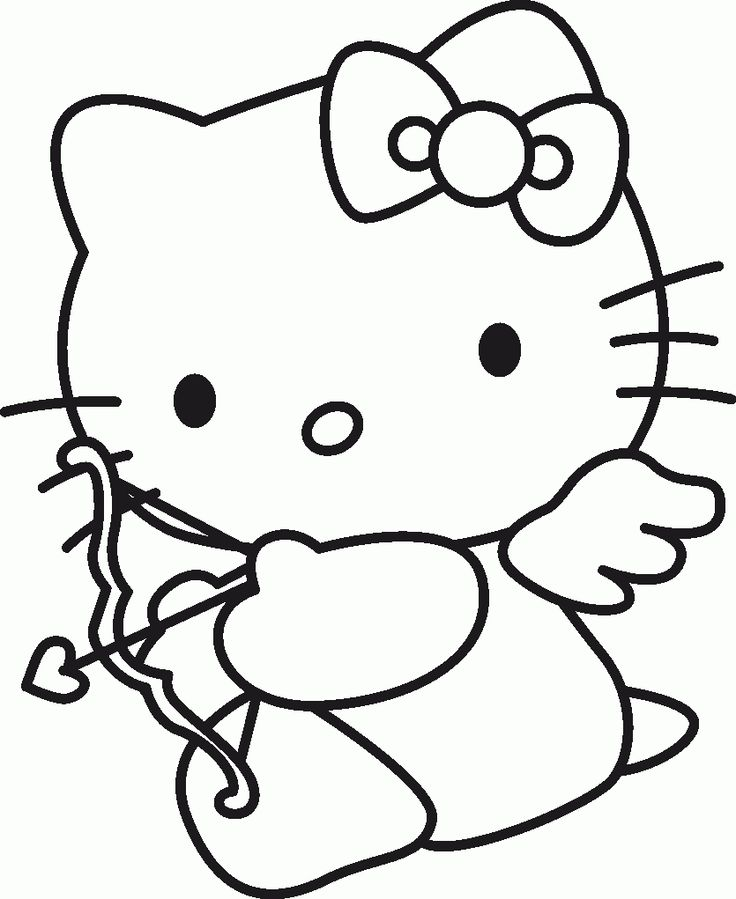 12 best Embroidery: Hello Kitty images on Pinterest | Hello kitty ...