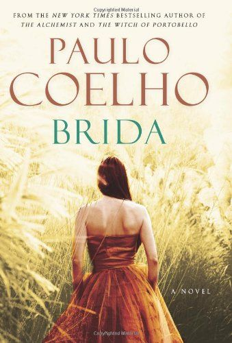 """""""Brida"""" by Paulo Coelho - this book saved me from a boring 3 hour wait at Melbourne airport... but it was really a fantastic story about the reality of soul mates (not the mushy rubbish people believe!)"""