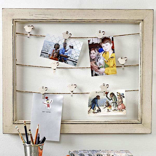 I'm going to make one for my office and ditch the cork board!