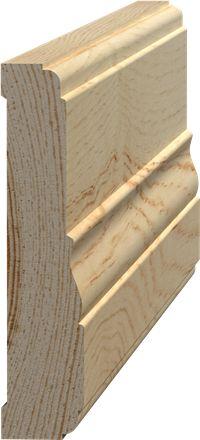 Foder furu 21x95 mm allmoge (profil M4)