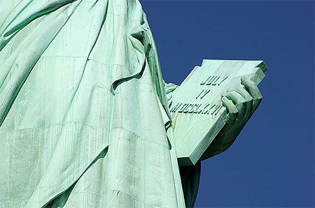 4 juillet 1776 :: Statue de la Liberté :: New York :: Routard.com