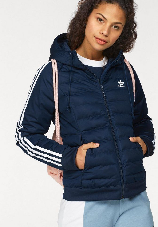 another chance delicate colors sold worldwide adidas Originals Steppjacke »Jacket« adicolor | Adidas damen ...