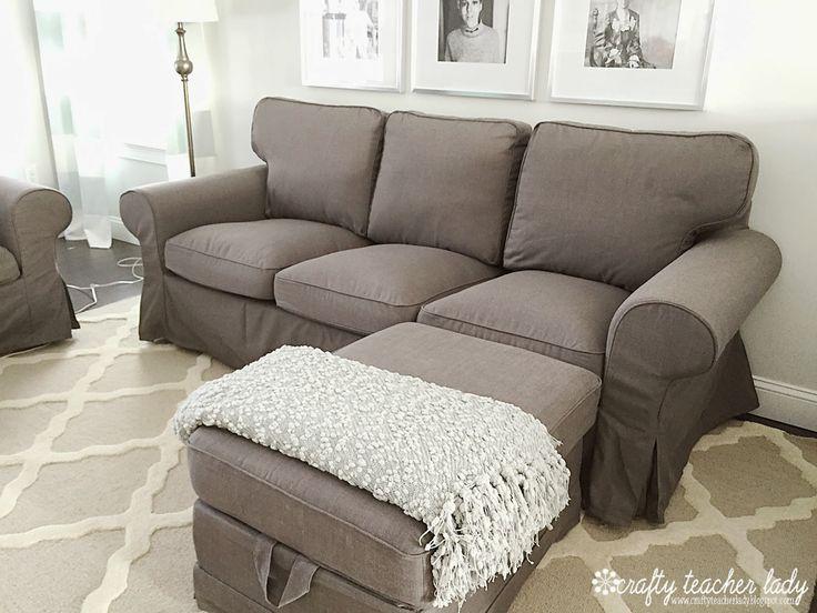 Best 25 ektorp sofa ideas on pinterest ikea ektorp - Ikea fundas de sofas ...