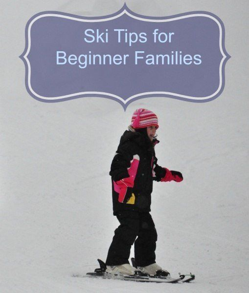 Headed out on your first family ski vacation? We've got some expert ski tips for beginner families, so you'll be prepared!