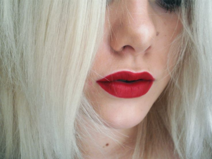 MAC Russian Red... @Brandy Lindsey love it!!!