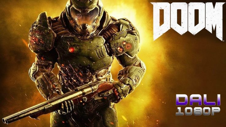 Doom  You've come here for a reason. The Union Aerospace Corporation's massive research facility on Mars is overwhelmed by fierce and powerful demons, and only one person stands between their world and ours. As the lone DOOM Marine, you've been activated to do one thing – kill them all. #Doom #PC #Steam #YouTube #DaliHDgaming