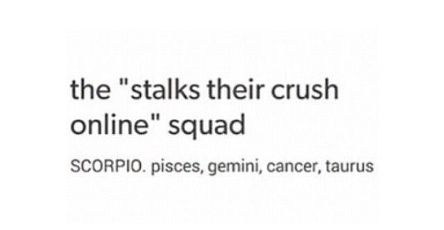 Hahahahahaha....yeah.... I'm a Scorpio...