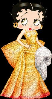 TRAJES DE NOCHES...❤ | Betty Boop | Pinterest | Betty boop and Thoughts
