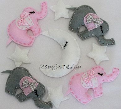 SALE!!! Musical baby cot mobile elephant decorations felt handmade baby cot decorations felt animals decorations elephants baby nursery by ManginDesign on Etsy https://www.etsy.com/listing/187167560/sale-musical-baby-cot-mobile-elephant