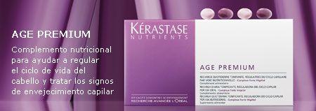 Age Premium: una auténtica terapia capilar anti-edad