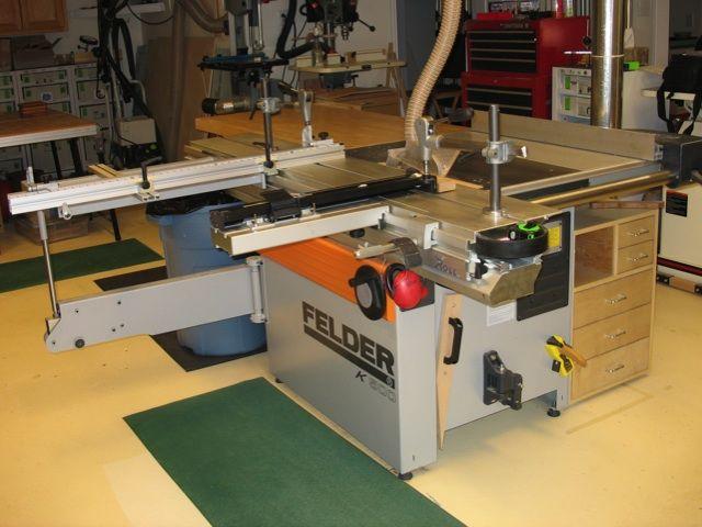 Felder woodworking machines
