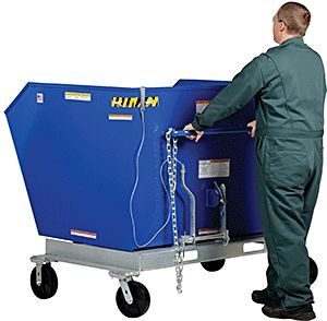 Move Bulk Materials with Ease Using a Portable #Hopper