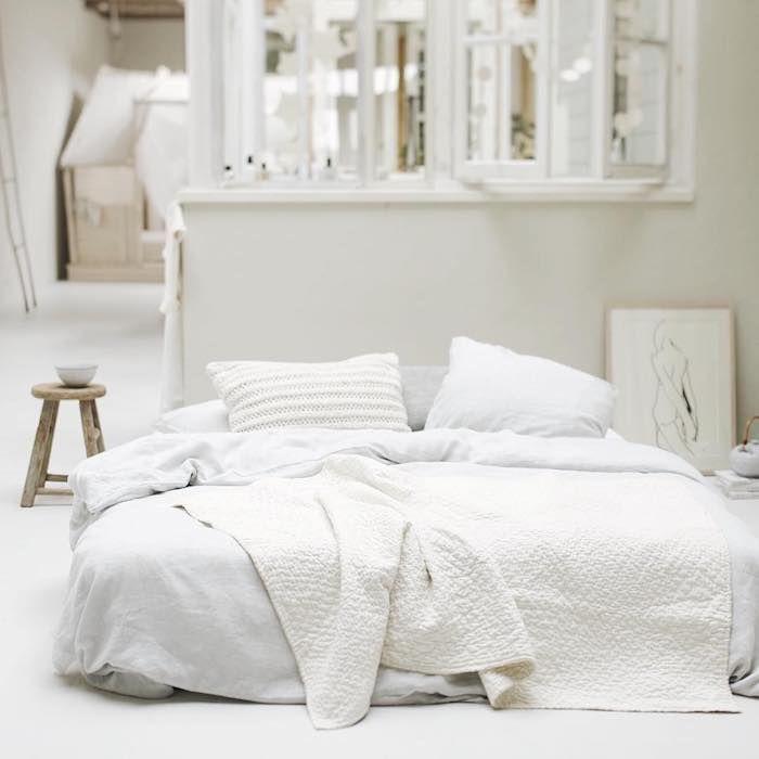 Comment Aménager Chambre 9m2, Amenagement Petite Chambre Dans Un Loft, Déco  Simple Et Fonctionnelle