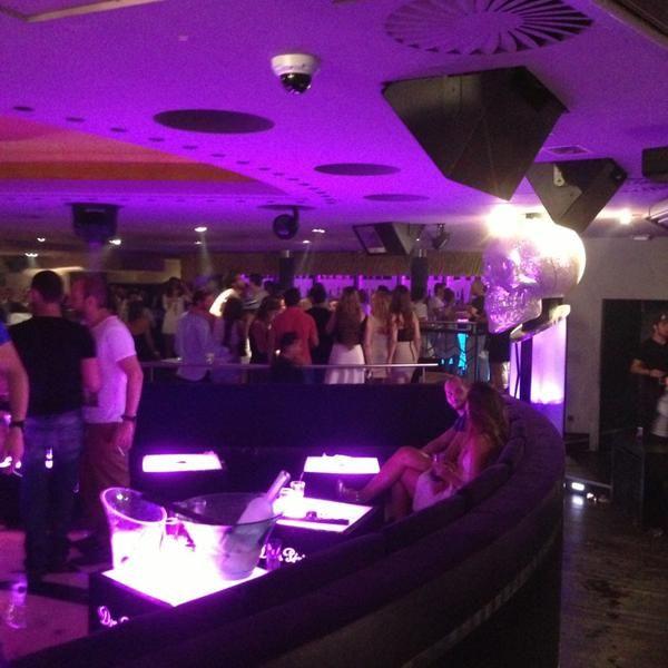 Java Club - Expensive but high class club located under neath the Kempinski hotel #Geneva