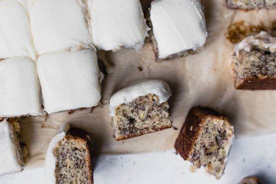 Banana Bread Brownies Recipe - Genius Kitchen
