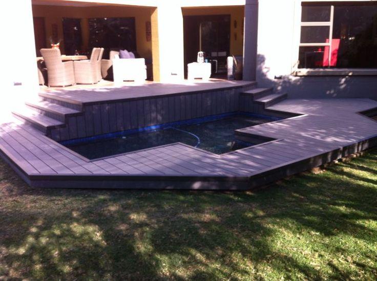 Deck done in Kyalami