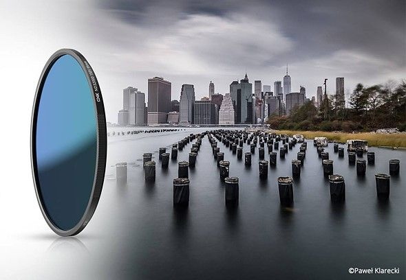 Irix launches Edge ND32000 15-stop ND filter for ultra-long-exposure photography   0  Irix launches Edge ND32000 15-stop ND filter for ultra-long-exposure photography  Irix Lens has announced the availability of its new Irix Edge ND32000 neutral density filter. This new model is a more powerful alternative to the company's ND 1000 filter offering a whopping 4.5 optical density and 15-stops of light reduction which Irix says allows for up to five minutes of exposure at F16 and ISO 100 on a…