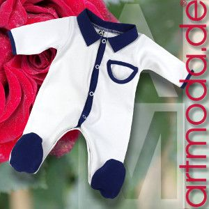Feiner #Strampler für coole #Jungs im minimalistischen #Matrosen #Design. #Baby #Mode mit #Liebe für das #Kind.