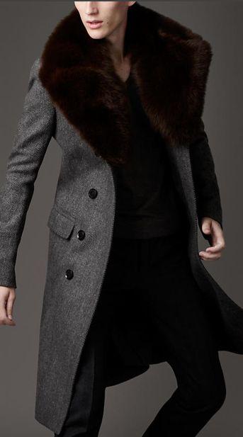 Men's Coats | Pea, Duffle & Top Coats                                                                                                                                                                                 More