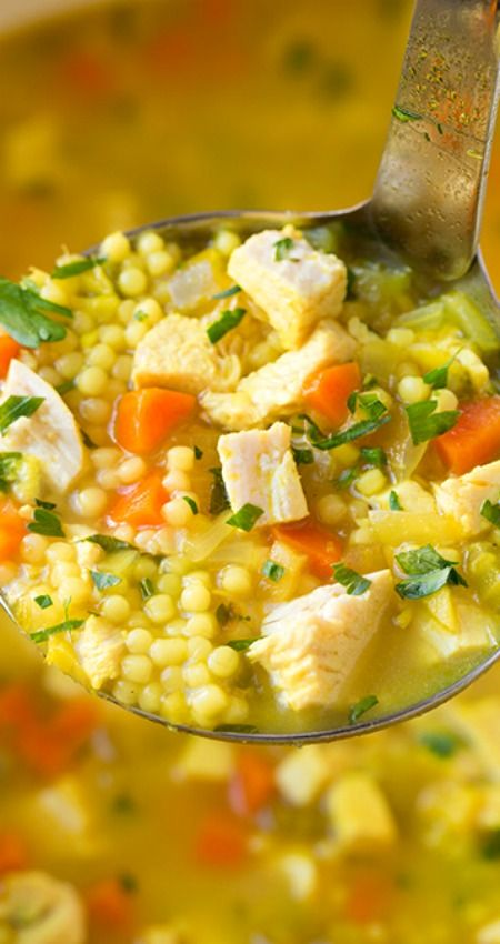 Cold Buster Chicken and Pasta Soup Recipe ~ Unbelievably delicious!