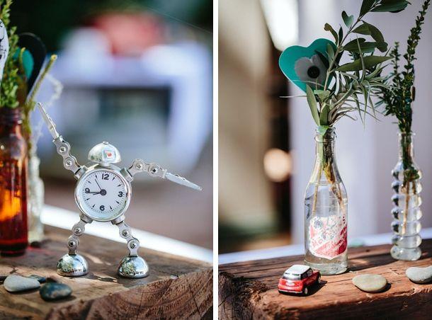 Handmade Rustic Little Farm Wedding by Kristi Agier {Deidre & Leon}