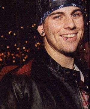 My future husband, lead singer of Avenged Sevenfold, Matt Shadows :)