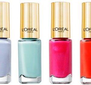Testez gratuitement le duo de vernis L'Oréal !