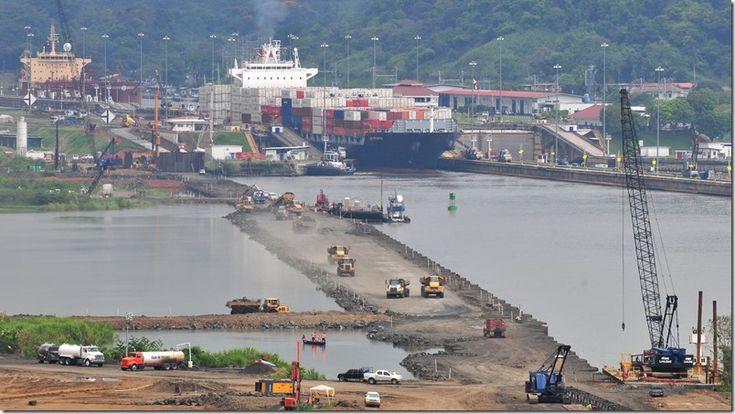 Ampliación del Canal de Panamá implica más y mejores servicios logísticos http://www.inmigrantesenpanama.com/2015/10/15/ampliacion-del-canal-de-panama-implica-mas-y-mejores-servicios-logisticos/