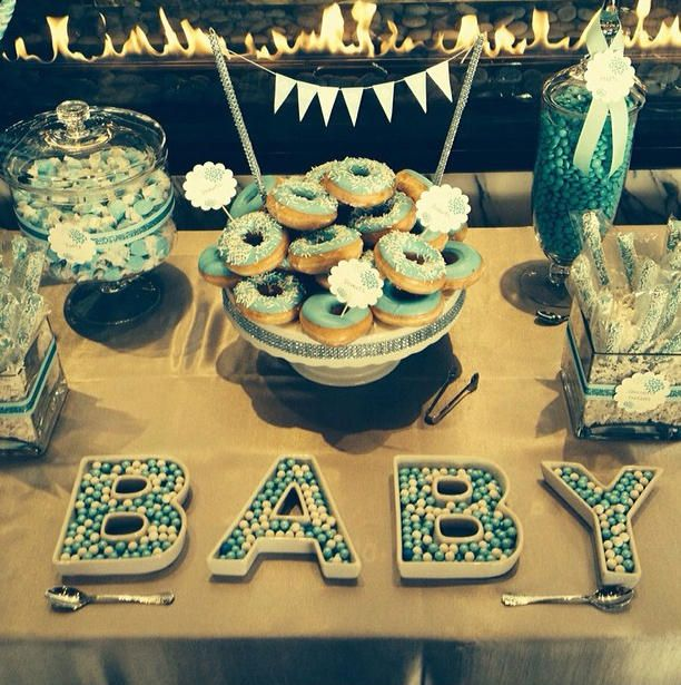 Gwen Stefani's Beautiful Baby Shower; my vision is to do something similar