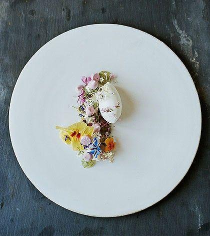 Another creation by Rene Redzepi. Head Chef at Noma, Copenhagen - world's best restaurant