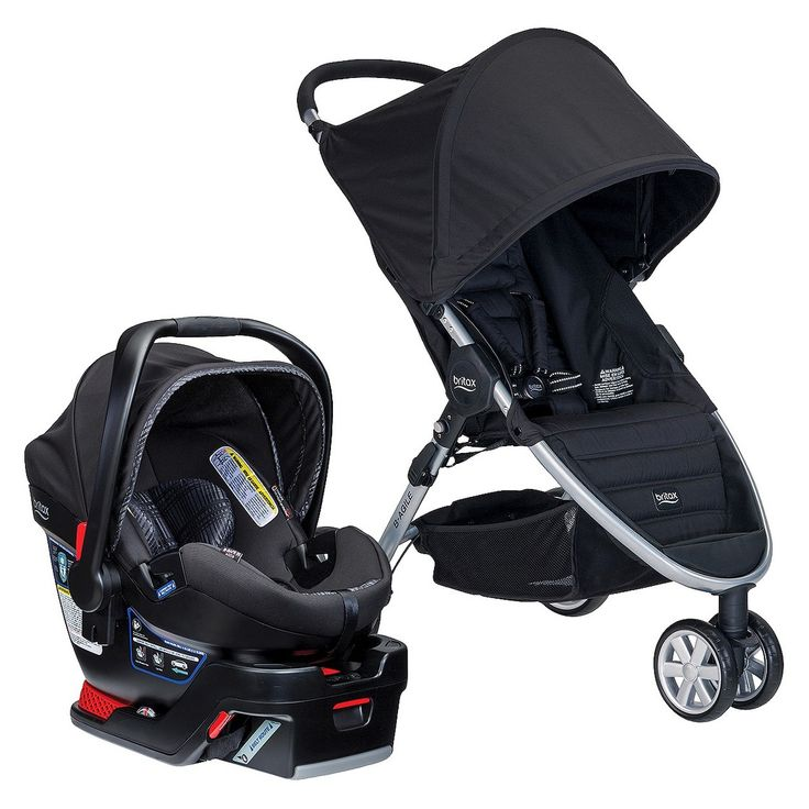 Britax B-Agile 3/B-Safe 35 Elite Travel System