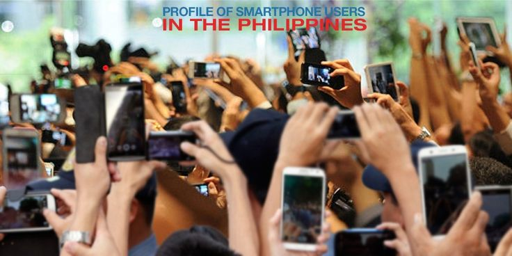 Infographic: Profile of Smartphone Users in the Philippines