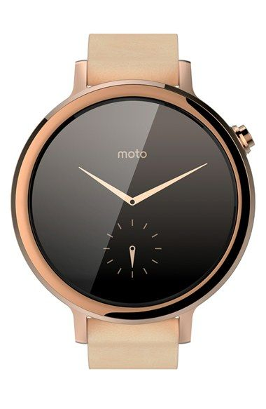 how to change band on moto 360 2nd gen