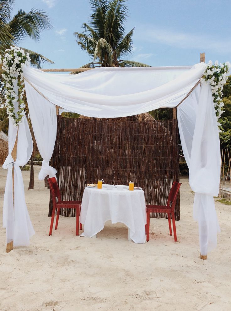 Olango island for two.. Such a sweet surprise.