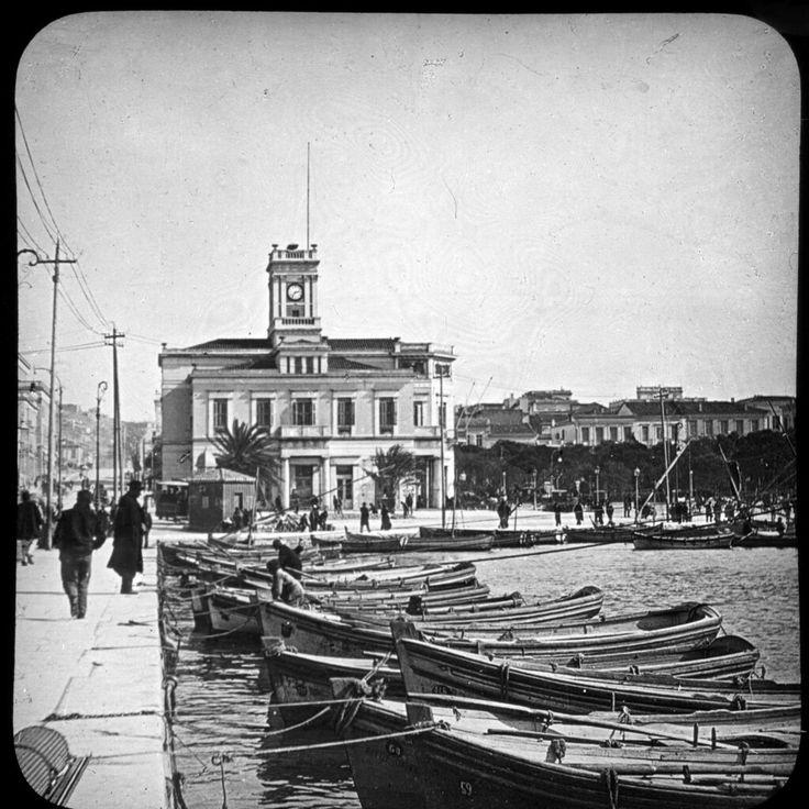 Pireas, Greece, end 19th c.