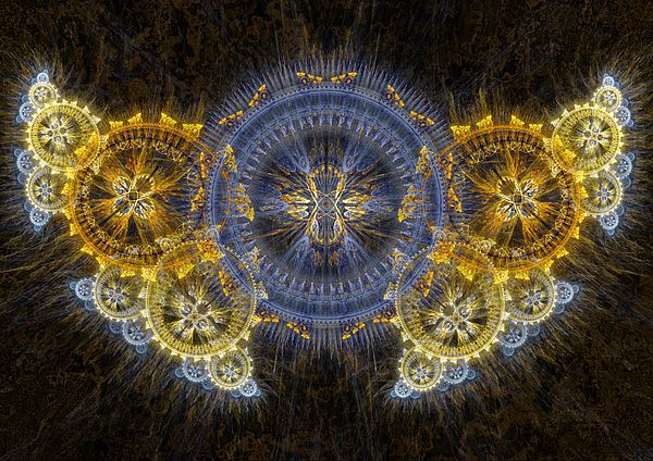 Clockwork butterfly #steampunk #machine #machinist #clockwork #engine #cool #art #fractal #steampunkart