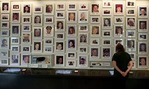 Flight 93 memorial museum opens with tributes and tears | US news | The Guardian