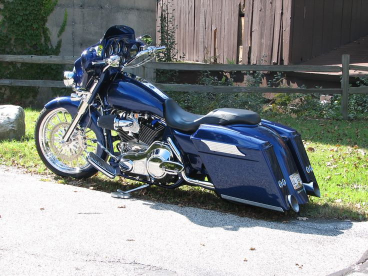 Custom Bagger Paint Ideas