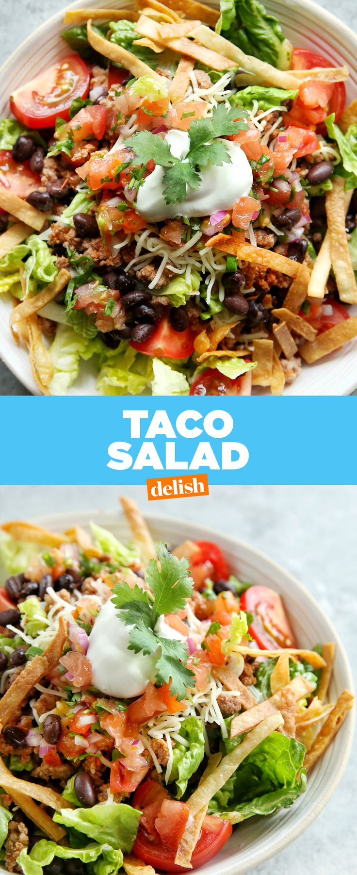 Chipotle's got nothing on this. Get the recipe at Delish.com. (Exchange beef for lentils)