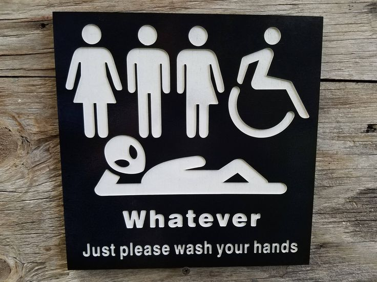 Pin by Southernkeeps on All Gender | All gender restroom ...