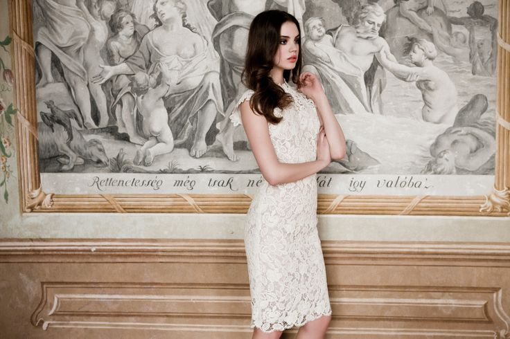 Daalarna Couture Lace Wedding Dress _ NEW COLLECTION 2014