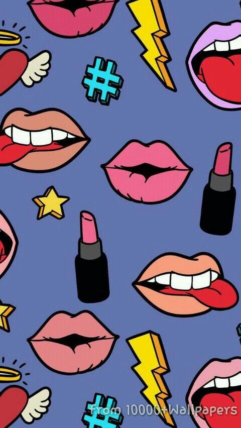 #Emoji, Lip Gloss,Lip Stick