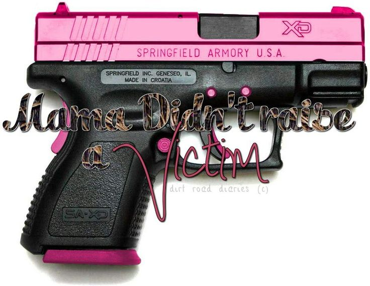 springfield mod 2 40 girl - Google Search