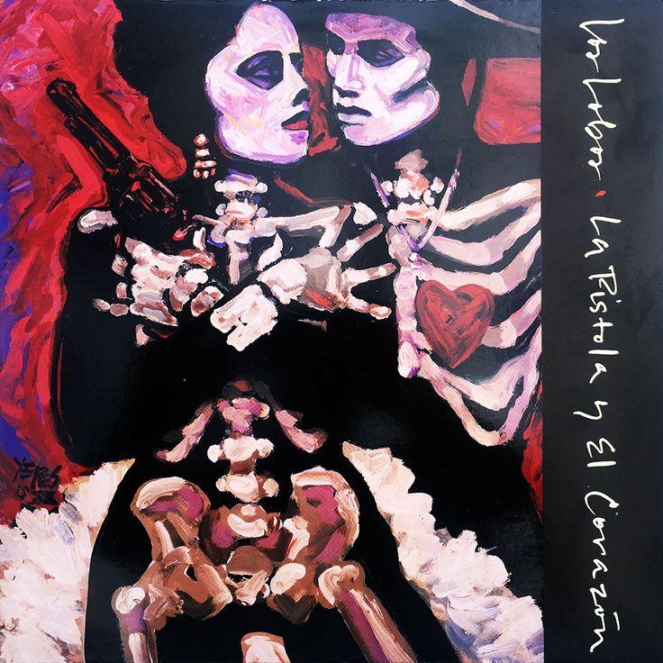 LOS LOBOS - La Pistola Y El Corazon (12 Inch / LP, Vinyl) | Rare Records