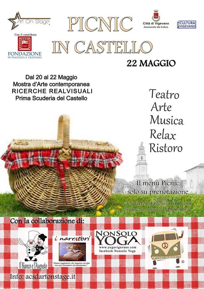 PicNic in Castello 22 Maggio Vigevano