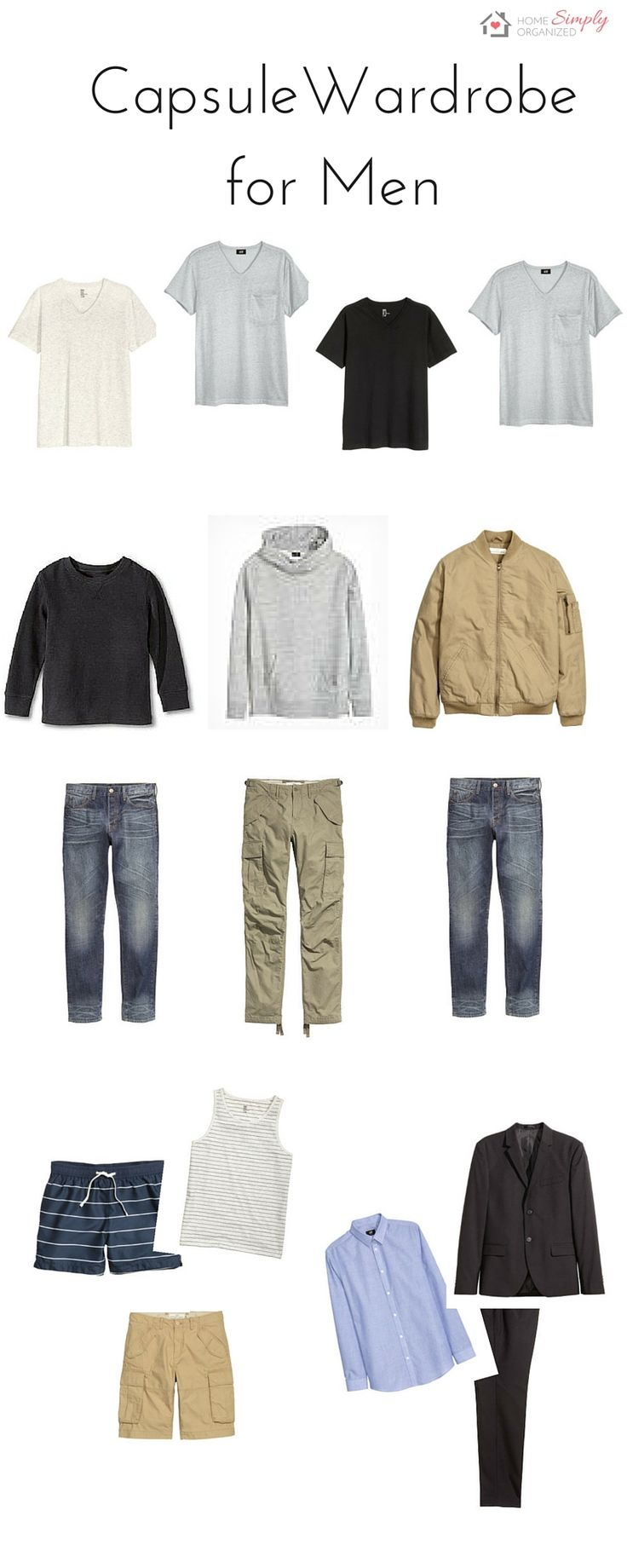 CapsuleWardrobe for Men