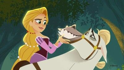 Who's excited for Tangled TV show at Disney Channel in 2017???!! PIN IF YOU ARE! ;D