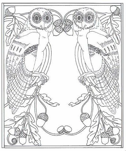 Art deco coloring book pages adult sketch coloring page for Art deco coloring pages for adults