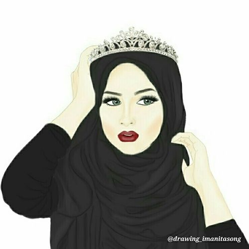 458 Best Cute Muslim Anime Images On Pinterest Niqab Muslim And Lovers